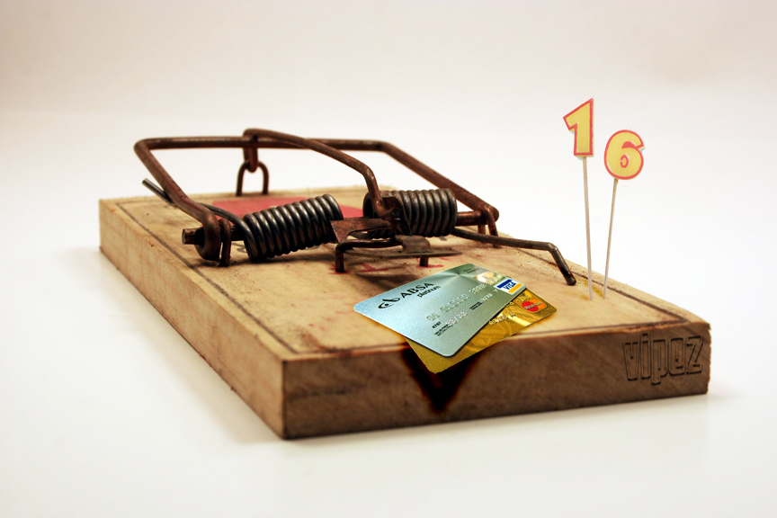 Fraudulent activity on your card? Here's what to do
