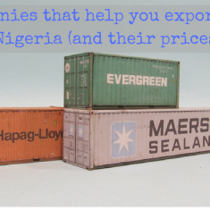 Companies that help you export from Nigeria-2
