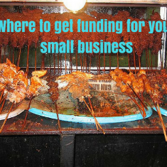 Where to get funding for your small business