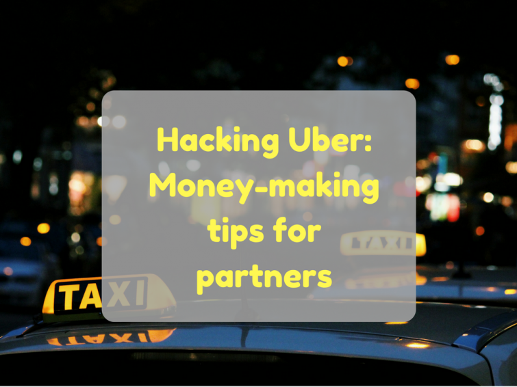 Uber hacks for partners: Tips for maximising your partner